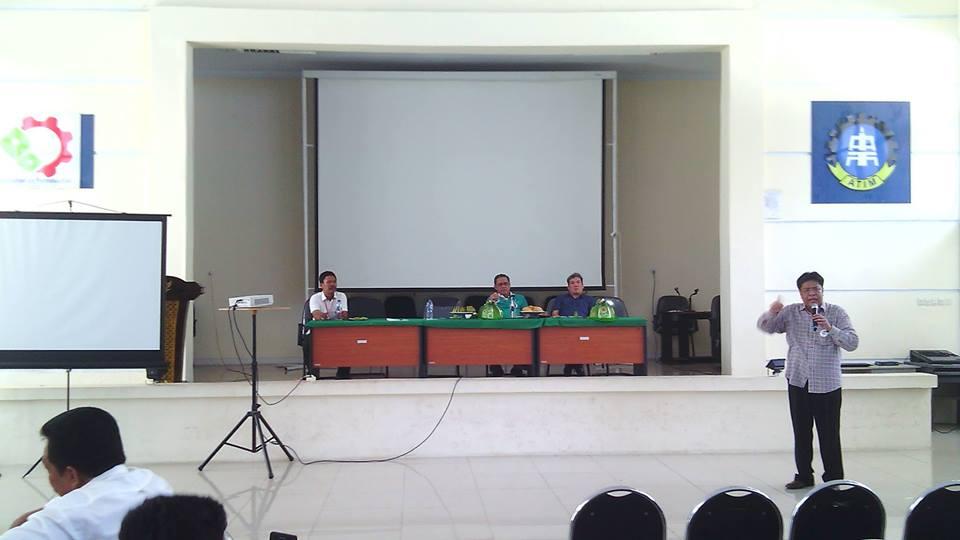 Reuni Akbar Ikatan Alumni Politeknik ATI Makassar