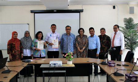Pelaksanaan Assesment Bappenas,BNSP, Kompak dan Pengurus BKSP di Politeknik ATI Makassar