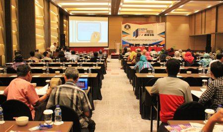 Seminar Nasional Teknologi Indsutri (SNTI) IV