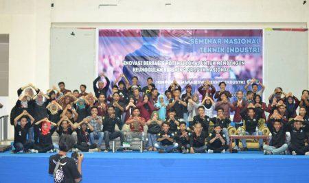 Temu Mahasiswa , Seminar Nasional dan Membawa pulang juara II dalam Lomba Inovasi Teknologi Tepat Guna ( TTG )