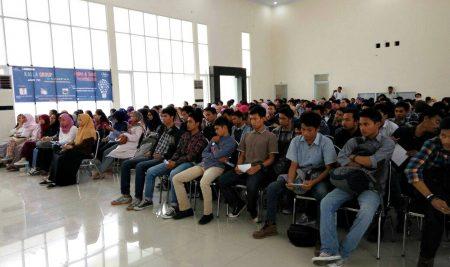 Kalla Group Goes To Campus Politeknik ATI Makassar