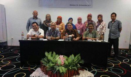 FGD Penyusunan Borang Akreditasi Institusi
