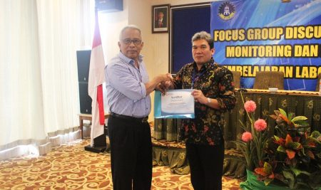 FGD Penguatan Kelembagaan Politeknik ATI Makassar