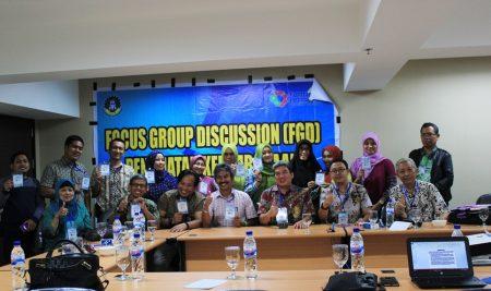 FGD Penguatan Kelembagaan dan Organisasi Politeknik ATI Makassar