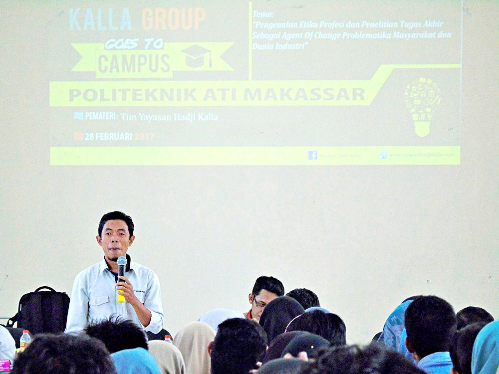 Kalla Group Goes To Campus 2017