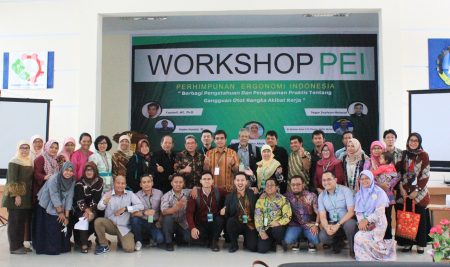 Workshop Perhimpunan Ergonomi Indonesia (PEI)