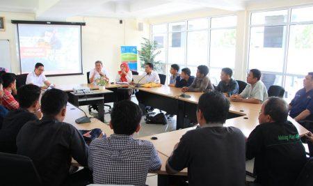 Tingkatkan Kompetensi, Politeknik ATI Makassar dan Pusdiklat Kementrian Perindustrian Gelar Diklat 3 IN 1
