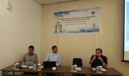 Politeknik ATI Makassar Gelar Wokrshop Arsiparis & Penyusunan Laporan Keuangan