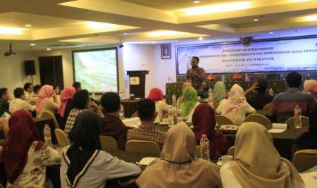 Tumbuhkan Jiwa Wirausaha, Politeknik ATI Gelar Workshop