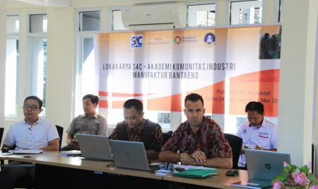 Politeknik ATIM Dukung Penerapan Program S4C di Kampus Industri