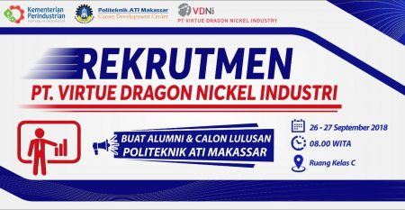 Rekruitmen virtue dragon