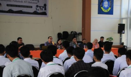 Politeknik ATIM Bangun Semangat Mahasiswa dengan Training Motivasi