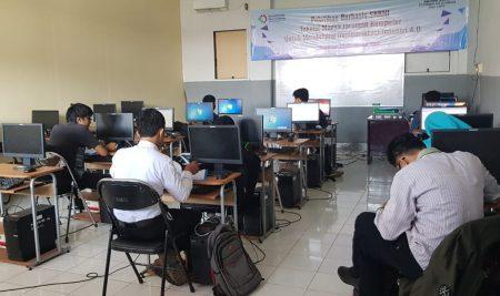 Jurusan Otomasi Sistem Permesinan Gelar Pelatihan berbasis SKKNI Teknisi Madya Jaringan Komputer