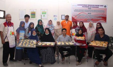 Politeknik ATI Makassar Gelar Kuliah Tamu, Pembuatan Produk Bakery Jadi Materi