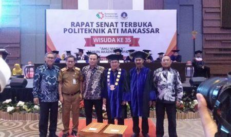 Politeknik ATI Makassar Kembali Kerja Sama dengan Perusahaan, Ini Daftarnya