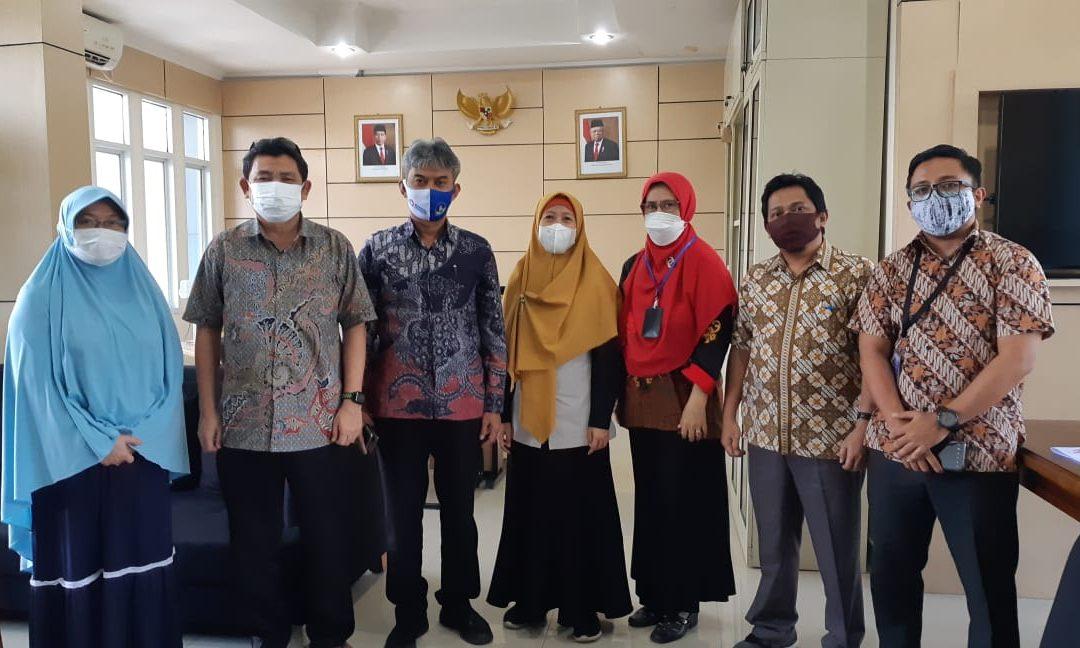 Polibos Jajaki Kolaborasi dengan Poltek ATIM di Bidang Penelitian dan Pengabdian Masyarakat