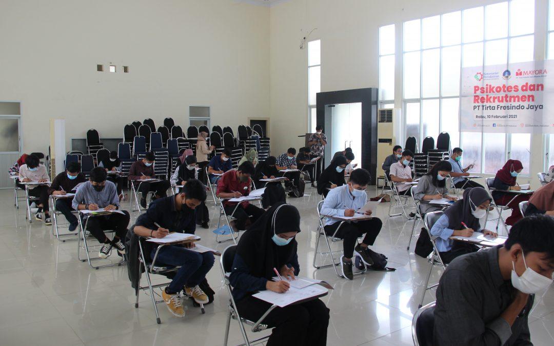Mayora Group Gelar Rekrutmen Karyawan di Politeknik ATI Makassar