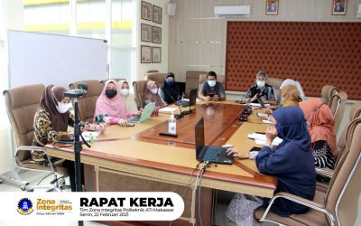 Politeknik ATI Makassar Kejar Target Raih Predikat WBK