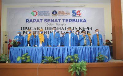 Politeknik ATI Makassar Peringati Dies Natalis ke-54