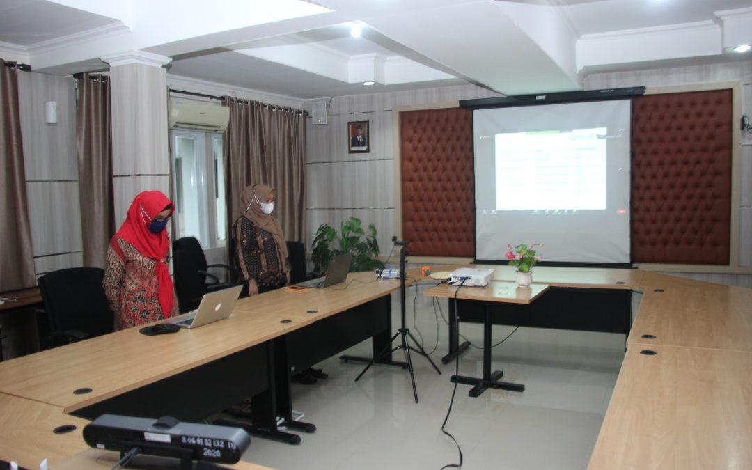 Dua Pegawai Politeknik ATI Makassar Dilantik Jadi Pejabat Fungsional