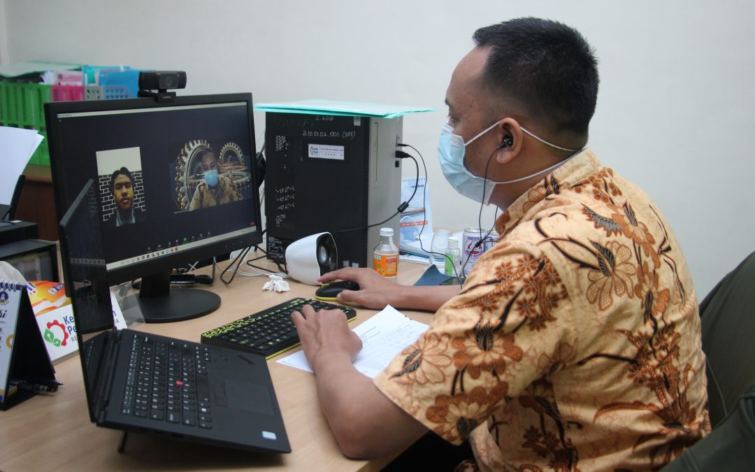 Politeknik ATI Makassar Gelar Seleksi Wawancara Peserta JARVIS Prestasi 2021