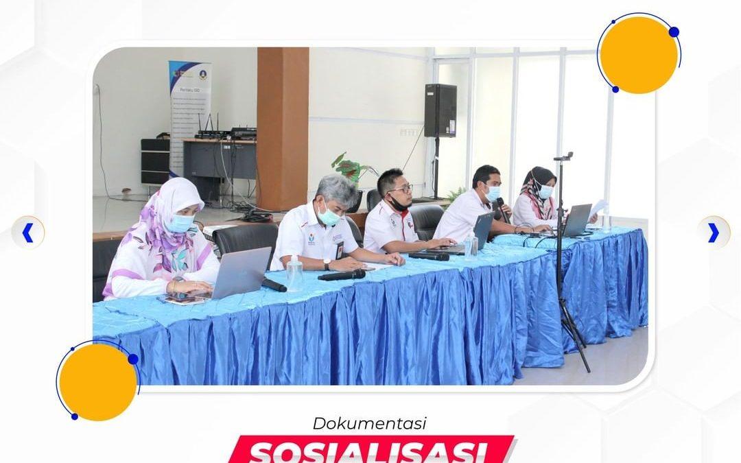 Sosialisasi Zona Integritas ke Pegawai Politeknik ATI Makassar
