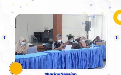 Sharing Session Strategi dan Pengembangan Inovasi dalam Pembangunan Zona Integritas
