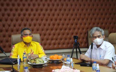 Kunjungi Poltek ATIM, Wali Kota Tarakan Jajaki Kerja Sama Program Vokasi Setara D1