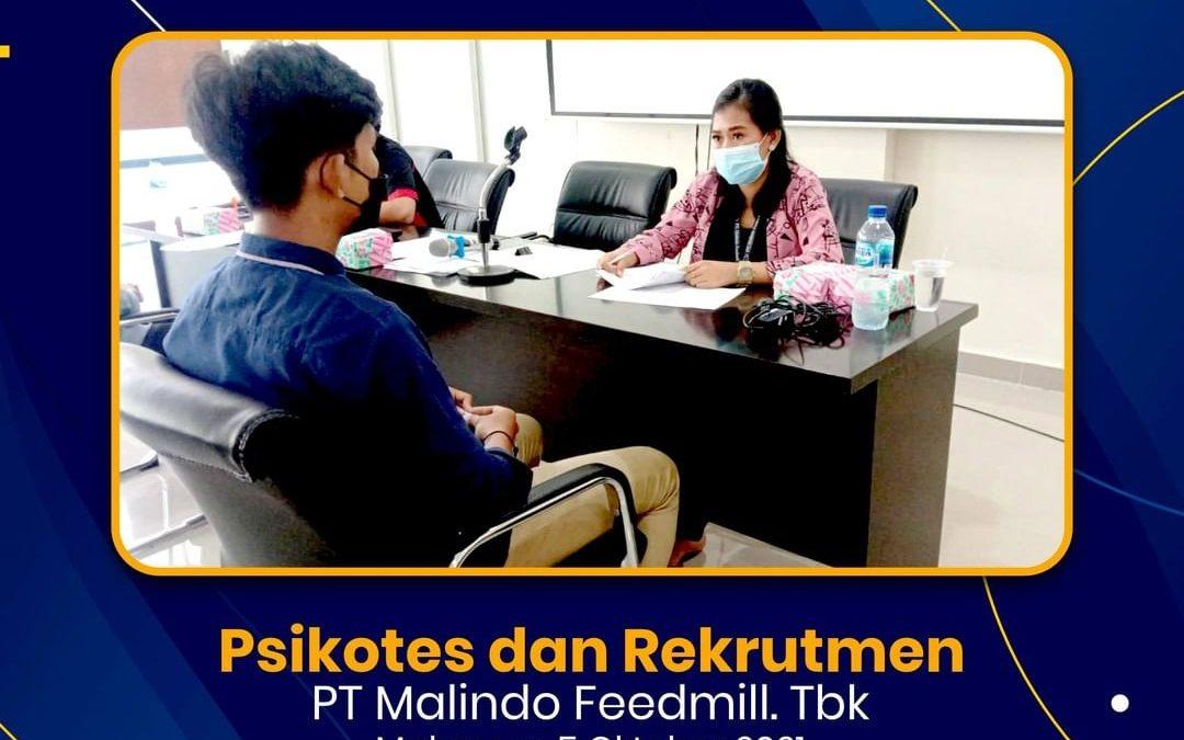 PT Malindo Feedmill, Tbk Gelar Rekrutmen Karyawan untuk Alumni Poltek ATIM